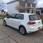 2015 VW Golf TDI 1